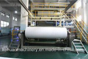 3.2m Double S Spunbond Production Line for PP Non Woven pictures & photos