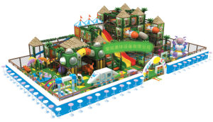 Indoor Playground Amusement Equipment of Ocean Theme Newest Design Castle pictures & photos