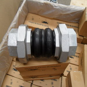 Screwed End Rubber Flexible Joint pictures & photos