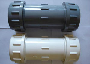 PVC Compression Coupling/PVC Pipe Fitting