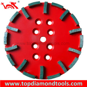 Diameter 250mm Metal Bond Diamond Grinding Plate pictures & photos