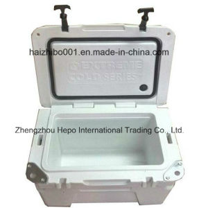 OEM High End Food Ice Cooler Box (HP-CL100W) pictures & photos