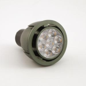Aluminum 7W SMD LED Recessed Spotlight GU10 Bulb pictures & photos