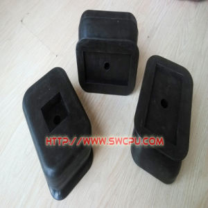 Customized NBR EPDM Neoprene SBR Silicone Rubber Parts pictures & photos