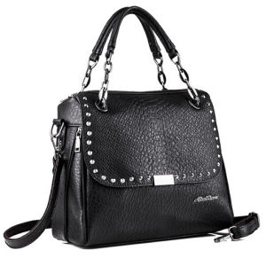 Ladies Handbag Shopping Bag Genuine Leather Handbag (XZ1037) pictures & photos