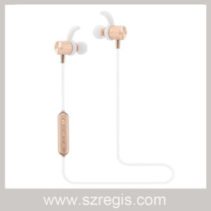Automatic Switch Metal Wireless Stereo Bass Loudspeaker Bluetooth V4.1 Headset pictures & photos