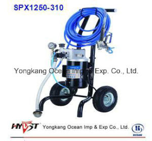 Hyvst Spx1250-310 Diaphragm Pump Airless Paint Sprayer pictures & photos