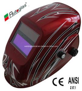 Low Price, AAA Battery, Shade 9-13 Welding Helmet (D1190DS) pictures & photos