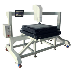 High Precision 3D Video Linear Measuring System pictures & photos