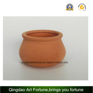 Terracotta Bowl for Outdoor Candle Use pictures & photos