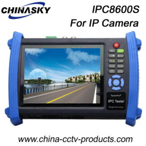 CCTV IP Camera Tester with HD Sdi Tester (IPCT8600S) pictures & photos