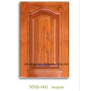 Lacquer Kitchen Cabinet Door Solid Wood pictures & photos