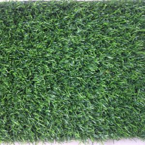 37mm High Quality Double Color Green Artificial Turf pictures & photos