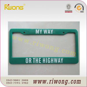 ABS License Plate Frame pictures & photos