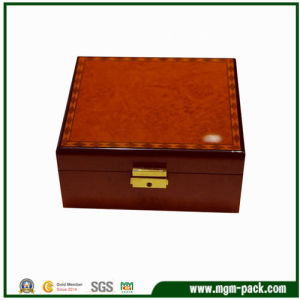 High End Decorative Wooden Watch Box pictures & photos