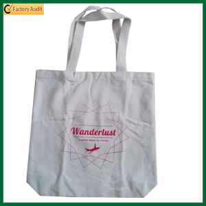 Canvas Shopping Promotional Foldable Cotton Tote Bags (TP-SP520) pictures & photos