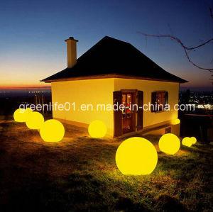 Romantic LED Furniture Ball Lighting for Garden Home Commercial Area