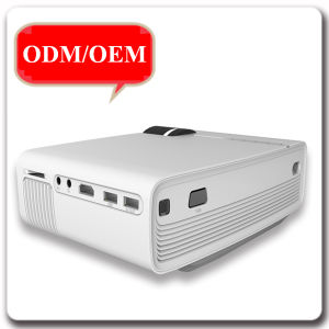 Portable 1000 Lumens 3D 1080P Full HD Home Multimedia LED Phone Projector pictures & photos