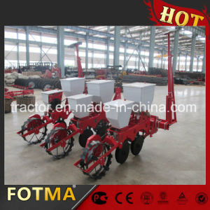 Soya Beans/Corn Seeder with Fertilizer Spreader, Seeding Machine pictures & photos