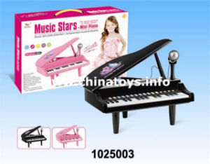 Promotion Gift Electric Plastic Toys Piano Baby Toys (1025003) pictures & photos