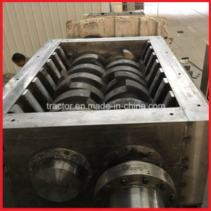 Double Shafts Used Tyre/Waste Rubber Shredder pictures & photos