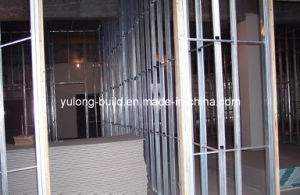 Steel Channel, C Stud, U Truck for Gypsum Board Partition pictures & photos