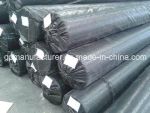 Long Life Best Price PP/Pet Flat Yarn Woven Geotextile 50G/M2-500G/M2 pictures & photos