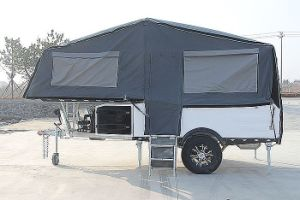 Camper Tent Trailers pictures & photos