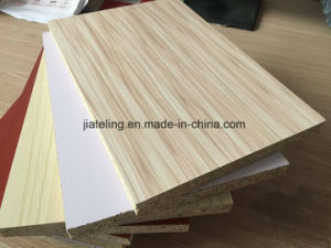 Melamine Paper Particleboard pictures & photos