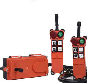 Chain Hoist Wireless Remote Control F21-4s pictures & photos