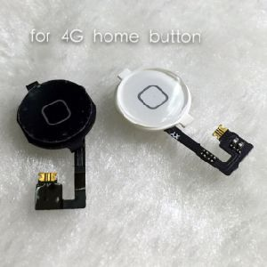 Mobile Phone Home Button Flex Cable for iPhone 4G pictures & photos