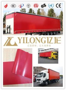 PVC Coated Fabric for Waterproof Truck Cover