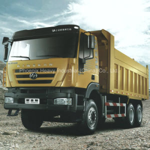 340HP Iveco 6X4 New Kingkan Dumper Truck pictures & photos