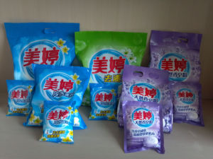 Mild Natural Detergent Powder pictures & photos