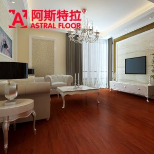 12mm Golden Teak Silk Surface HPL Flooring Laminate Flooring (AN1905) pictures & photos