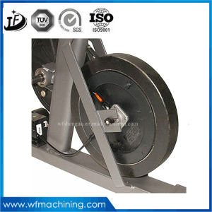OEM Flywheel Car Flywheel Wheel Customized Cast Iron Sand Casting Flywheel for Exercise Bike pictures & photos