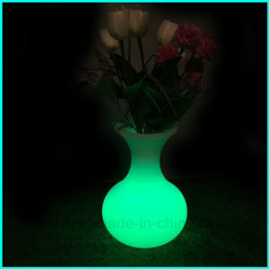 2017 New Waterproof LED Furniture Lighting Decoration Vase Flower Pot pictures & photos