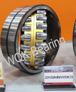 High Quality Spherical Roller Bearing for Rolling Mill 23152 Mbw3c3 pictures & photos