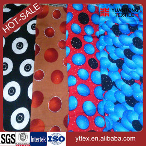 Printed 100% Rayon Dress or Shirt Fabric pictures & photos