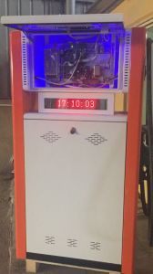 One Pump-One Horse -Two Display Cheap Fuel Dispenser in Nigeria pictures & photos