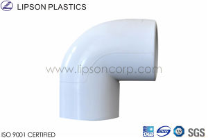Good Quality UPVC CPVC Pipe Fitting Dn125 pictures & photos