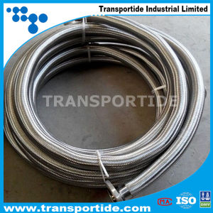 Pressure Stainless Steel Wire Braid PTFE Teflon Hose pictures & photos