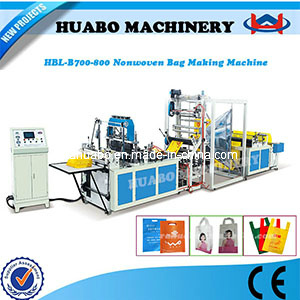 Non -Woven Bag Making Machine pictures & photos