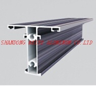 Building Material OEM 6063 T5 Extruted Aluminium Profile Aluminum Profile for Window Door Industry and Buildings 6063 T5 pictures & photos