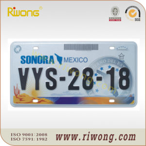 Mexico Security License Plate pictures & photos