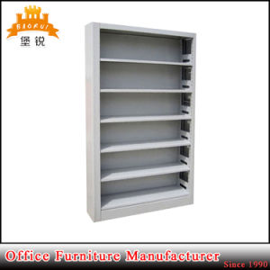 Knock Down Structure Steel Library Furniture Books Stand Metal Magazine Display Rack Shelf pictures & photos