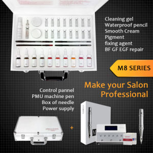 M8 Series-Permanent Makeup Machine with Full Accessories pictures & photos