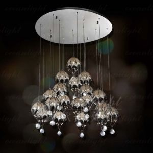Russian crystal ceiling chandelier OM8921-19B pictures & photos