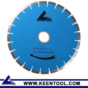 Segmented Diamond Blade for Dry Cutting pictures & photos