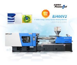 Injection Molding Machine with Japanese Yuken Variable Pump (BJ400V6)